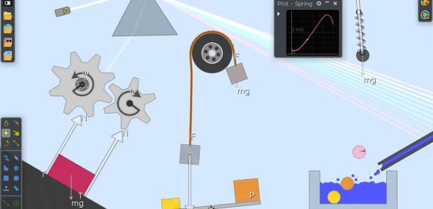 Convertir este post a PDFAlgodoo es un juego de la empresa sueca Algoryx Simulation AB y es un simulador de físicas tipo sandbox bidimensional que nos permite crear objetos y […]