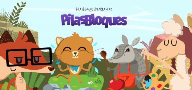 Pilas Bloques es una aplicación para programar por medio de bloques. Permite aprender a hacer videojuegos de forma divertida y ágil Además, está toda en castellano (tutoriales, documentación y código) […]